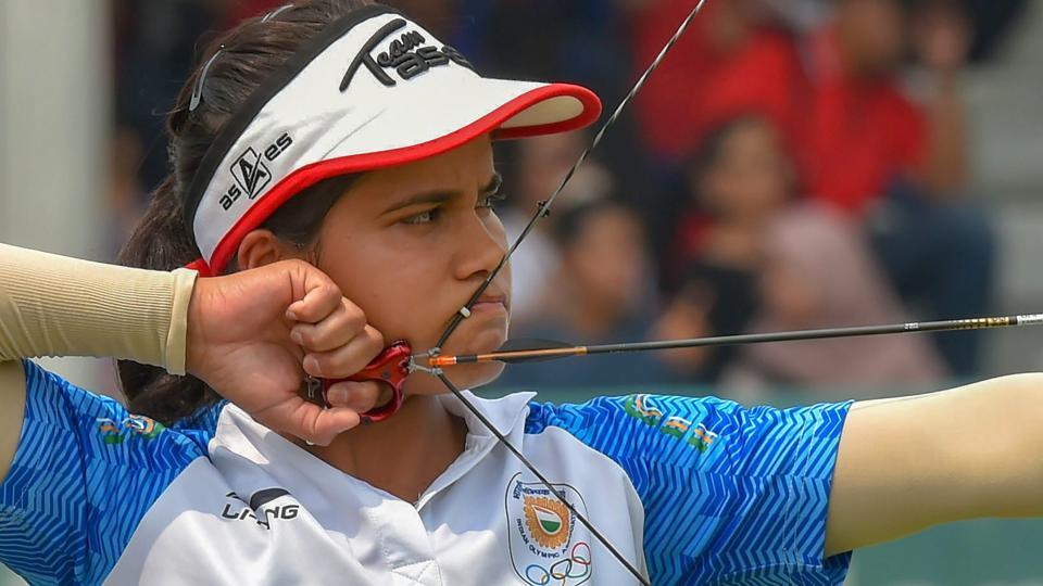 asian games 2018,madhumita kumari,archery