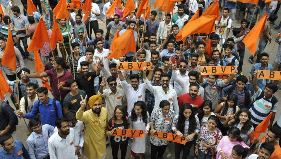 Lok Sabha elections,ABVP,BJP