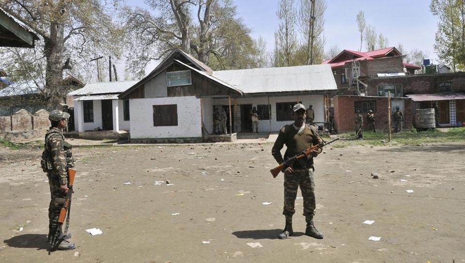 local body elections,Jammu and Kashmir,Hizbul Mujahedeen