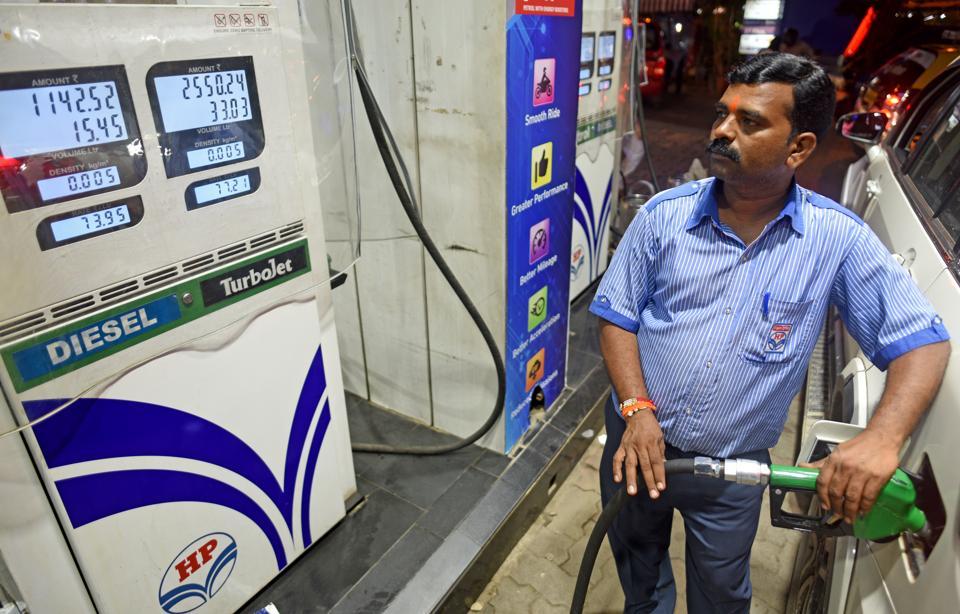 Diesel price,Mumbai fuel price,Petrol price