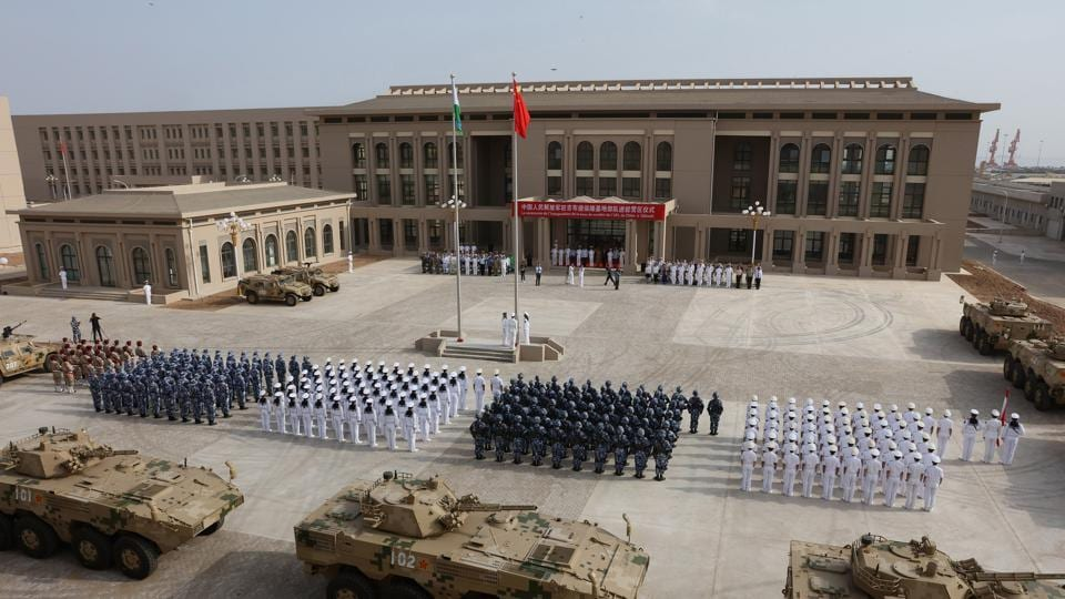 China,Beijing-assisted military camp,Chinese soldiers