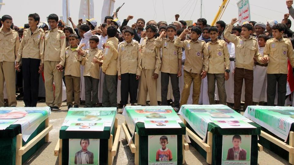 Yemen,Yemen War,Yemen children