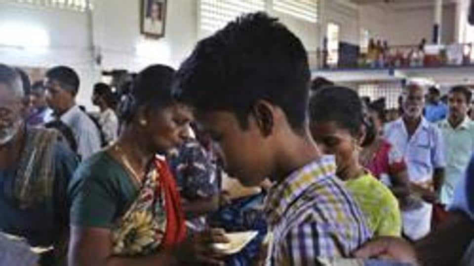 Educational institutions in Kerala re-opened on Wednesday, a fortnight after the devastating deluge ravaged the state, claiming 474 lives since the onset of South West Monsoon.