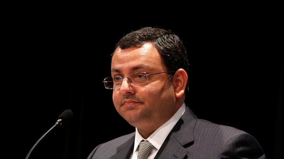 File photo of Cyrus Mistry speaking to shareholders during the Tata Consultancy Services (TCS) annual general meeting in Mumbai June 28, 2013.