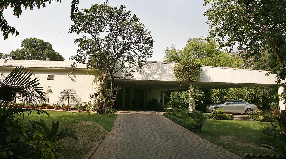 To the manner born: Mahesh Rao's characters live in plush homes in Lutyens' Delhi, the most coveted bit of real estate in India.
