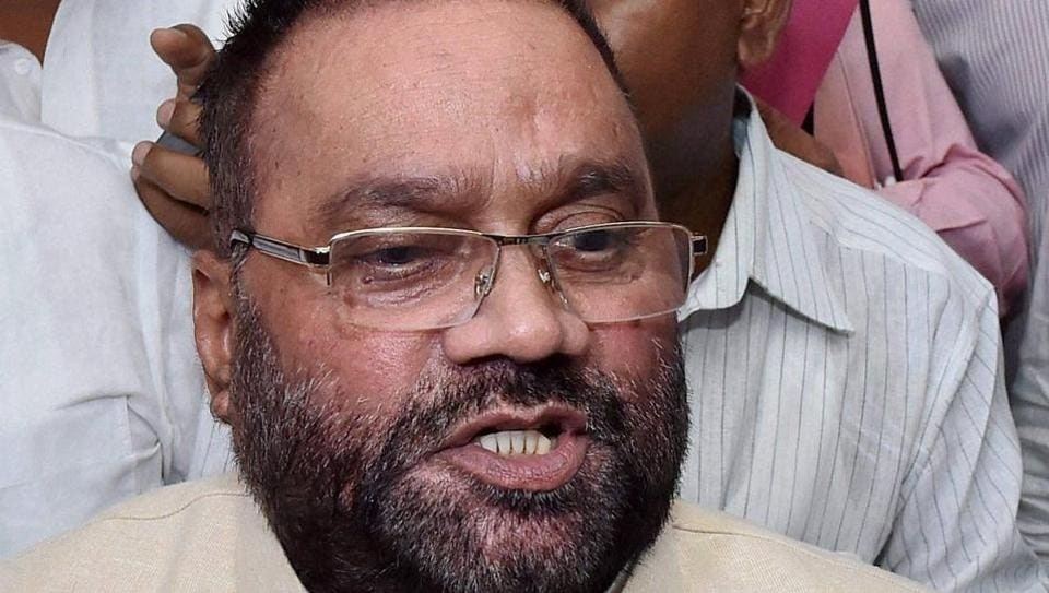 If conditions are favourable, the Uttar Pradesh government will give jobs to 33 lakh persons, Swami Prasad Maurya said.