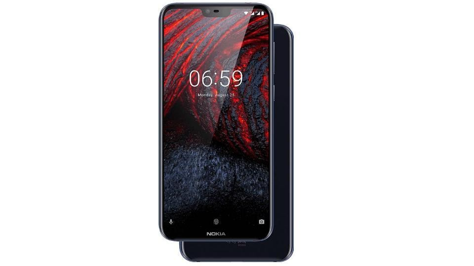 Nokia,Nokia 6.1 plus,Nokia 6.1 Plus offers