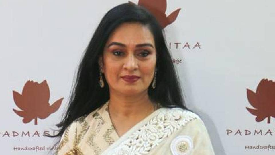 Actor Padmini Kolhapure starred in many films that were shot in RK Studios, established by the illustrious Raj Kapoor.
