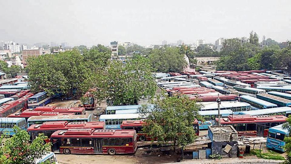 Haryana Roadways,Strike,Workers