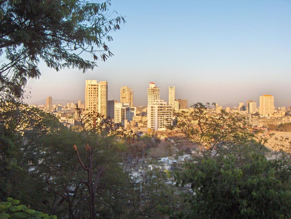 Malabar Hill,Malabar Hill reservoir,Mumbai water supply