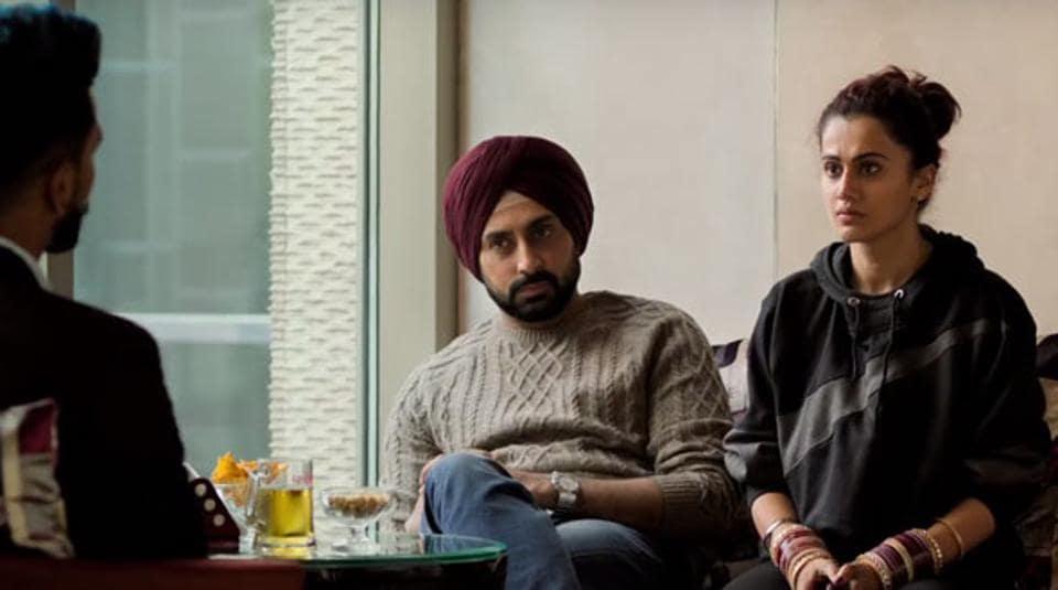 Taapsee Pannu And Abhishek Bachchan Work Together In Anurag Kashyaps Manmarziyan