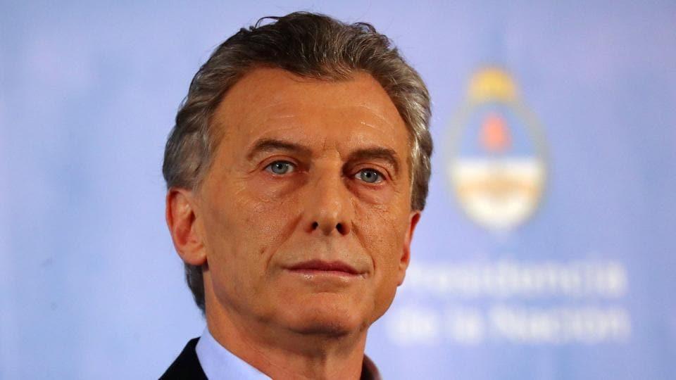 Argentina,mauricio macri,US