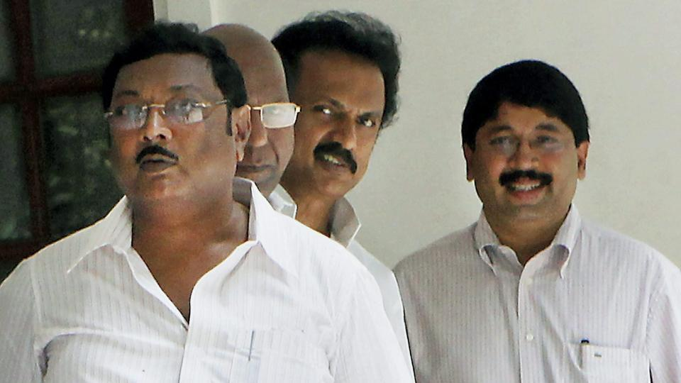 MK Azhagiri, the elder son of late DMK chief M Karunandihi, on Thursday said he was ready to return to the party but his younger brother, MK Stalin, stood in the way. Azhagiri, a former minister in the UPA government, was expelled from the party ahead of the 2014 Lok Sabha elections after differences with his father in an apparent turf war with Stalin. Stalin was made DMK president on Tuesday. (R Senthil Kumar / PTI File)