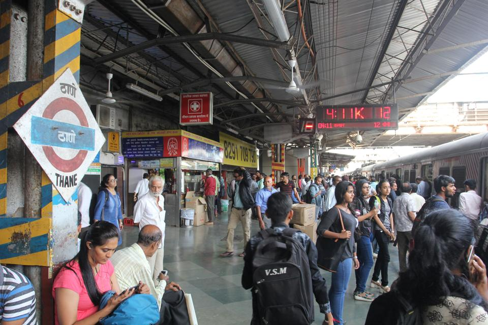 Thane Railway station is the oldest station in the country.