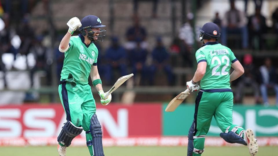 Ireland Vs Afghanistan: Ireland Beat Afghanistan By Three Wickets To Level ODI