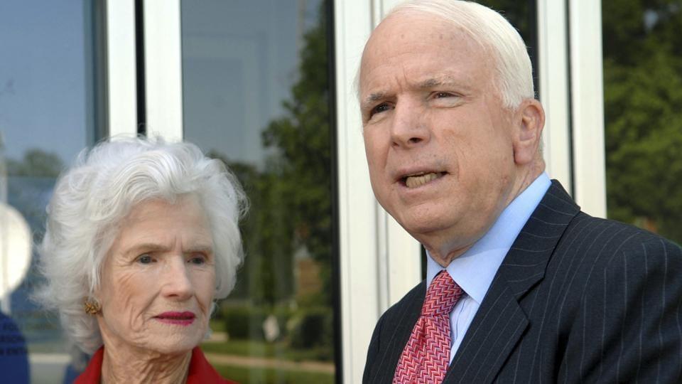 John McCain,John McCain death,McCain campaign