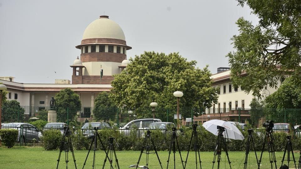 The Supreme Court on Thursday held that a member of a Scheduled Caste and Scheduled Tribe community cannot claim the benefit of reservation in government employment in other states if his or her caste is not notified there. (Anushree Fadnavis / HT File)
