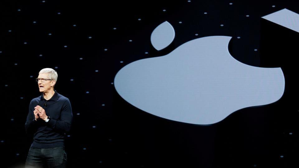 Tim Cook,Apple,Apple shares