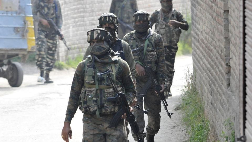 Kashmir encounter,Jammu and Kashmit,Bandipora