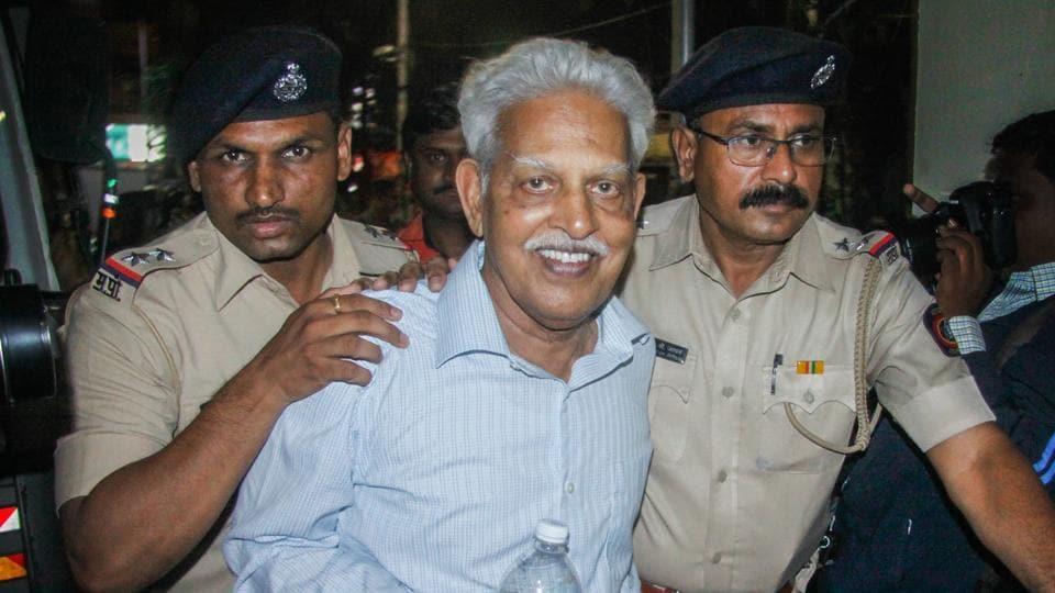 Activists arrested,Varavara Rao,Arun Ferreira