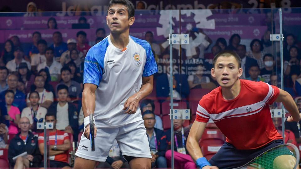 Asian Games 2018,Asian Games,Squash