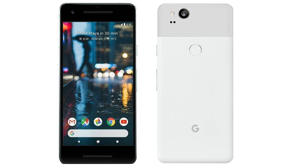 Google Pixel 3 leaked with a design similar to the Pixel 2.