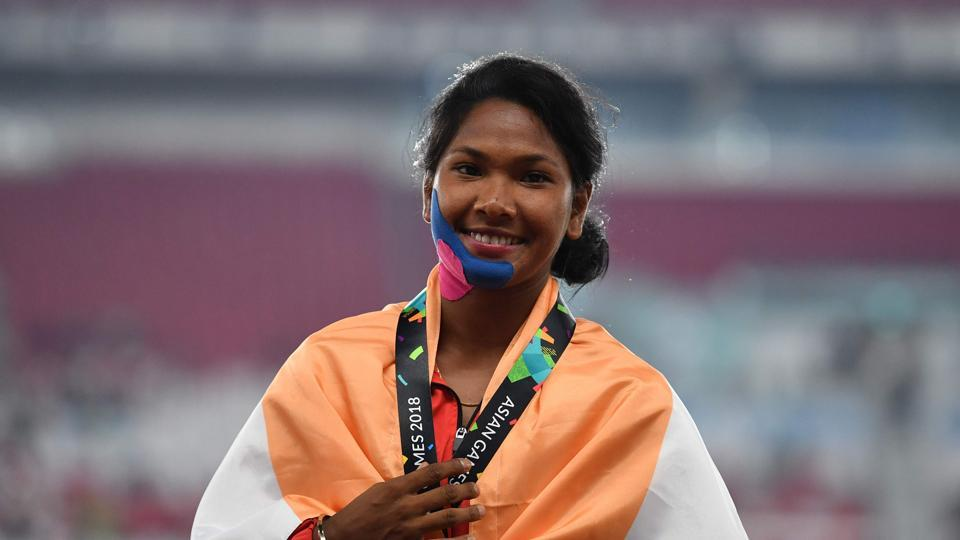Asian Games 2018,Asian Games,Swapna Barman