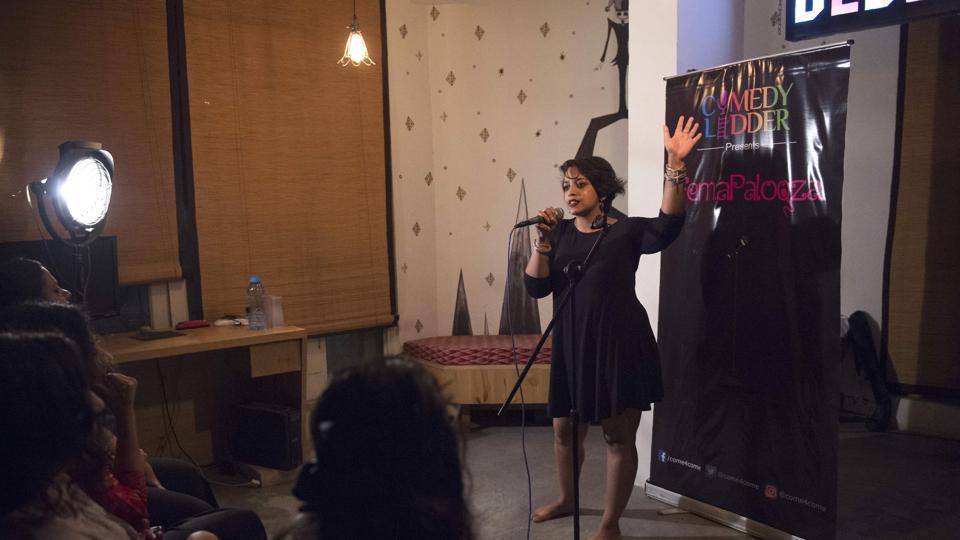 Femapalooza,Jeeya Sethi,Comedy