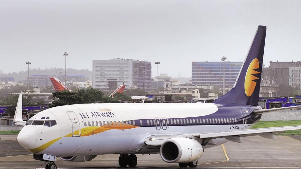 Jet Airways,Accident,Air hostess
