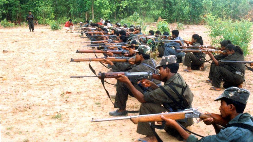 Maoist,Naxal,UPA