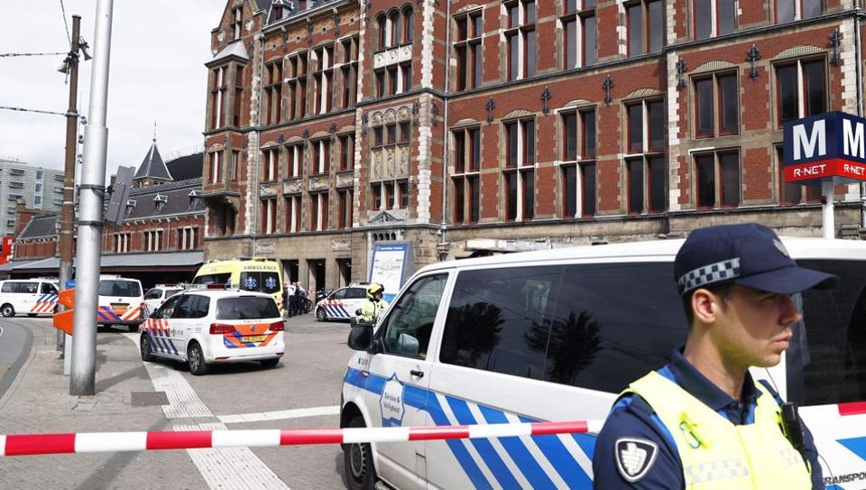 Amsterdam stabbing,Amsterdam,Netherlands