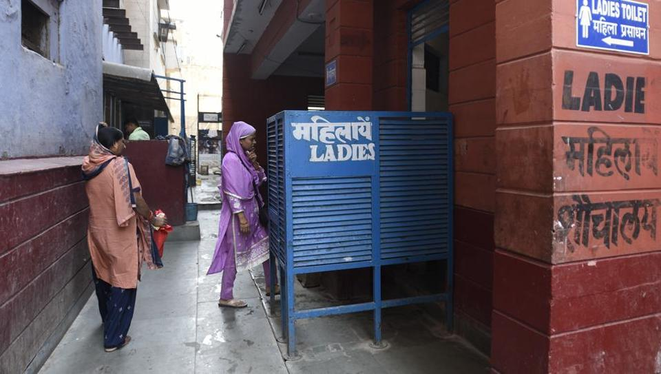EDMC,Waste management,Public toilets
