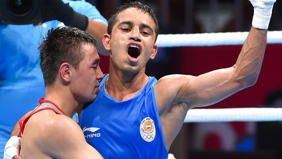 Asian Games 2018,Amit Panghal,Amit Panghal Boxing