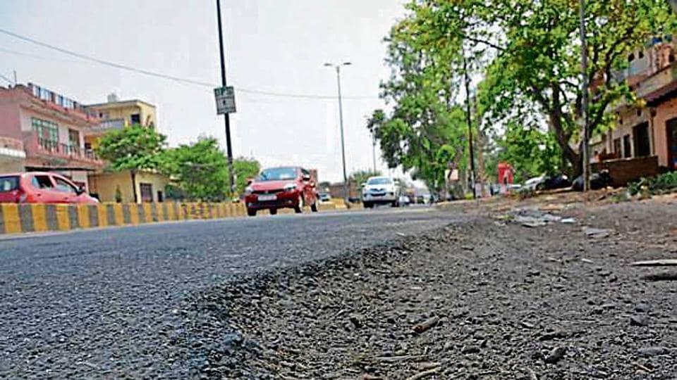 Delhi-Meerut road,Special repair,PWD