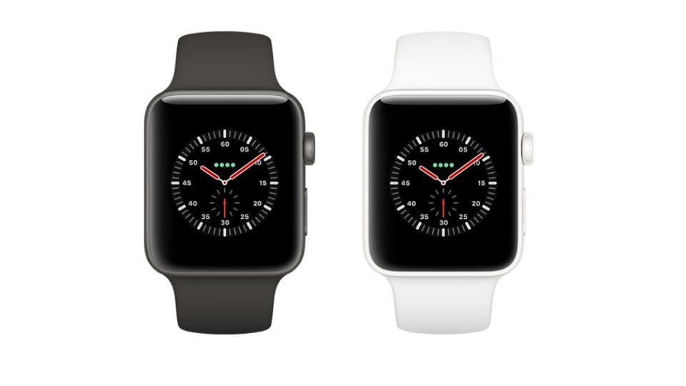 Apple Watch Series 4 will feature a bigger display but its overall size will be compatible with existing watch straps.