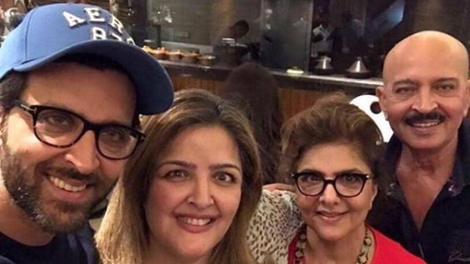 Sunaina Roshan wrote a loving blog post on her star brother, Hrithik Roshan.
