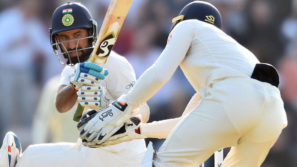 India vs England,Cheteshwar Pujara,Southampton Test