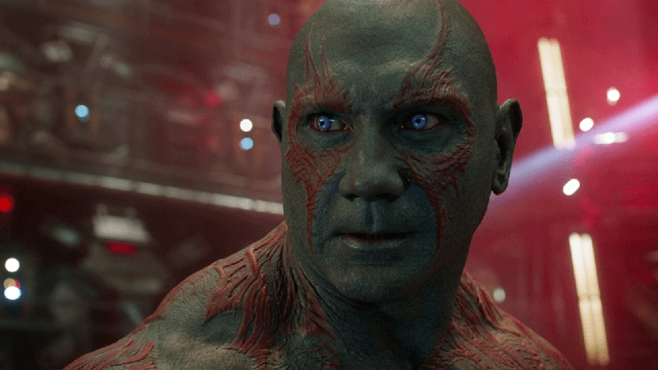 Dave Bautista Might Quit Disney and Marvel