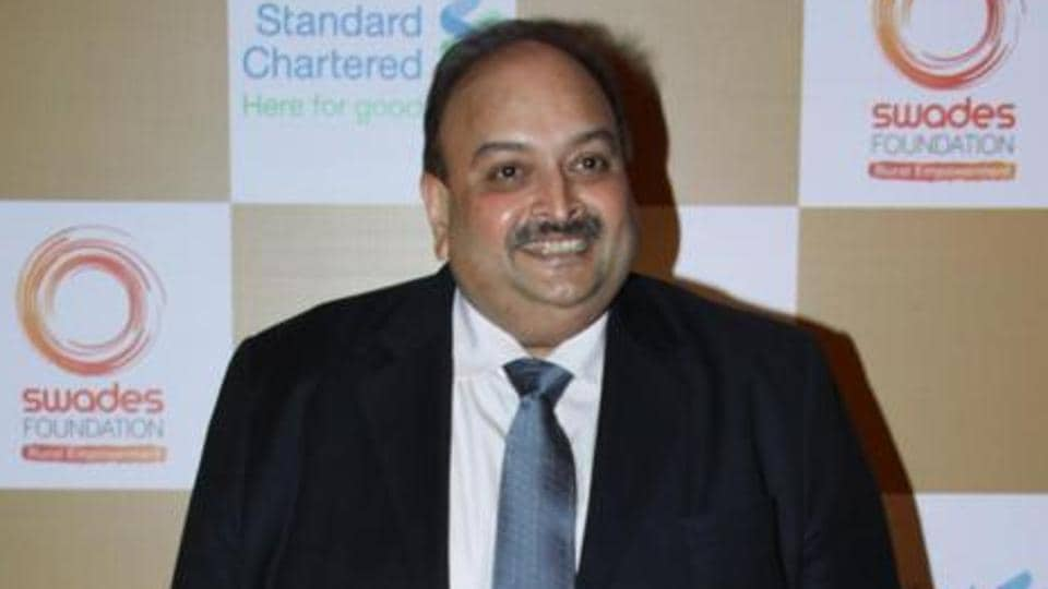 The central-probe agency had issued a provisional order for attachment of Mehul Choksi's assets.