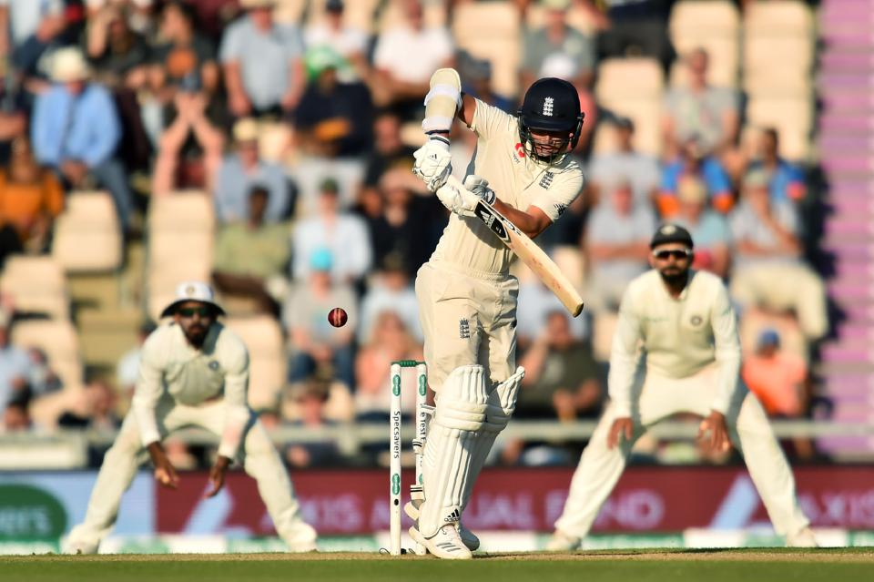 Sam Curran is still out there and he has been the big thorn in India's flesh. The young man holds the key for England as they look to push the score beyond India's reach on day 4 (AFP)