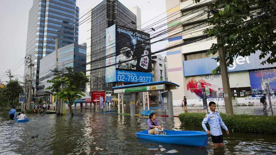 Bangkok,climate change,Climate change talks