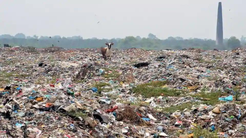 SC construction ban,Chandigarh,solid waste rules
