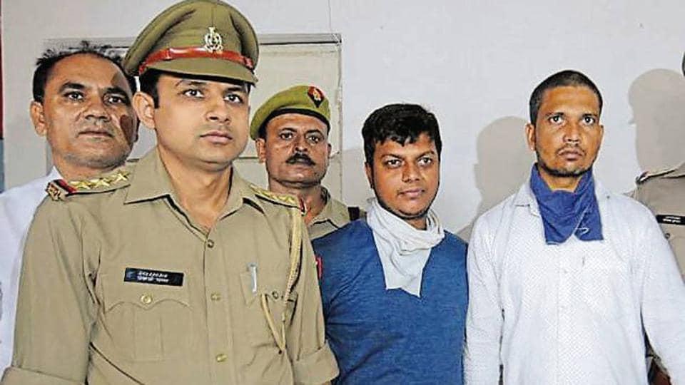 ATM Fraud,Arrests,Noida Police