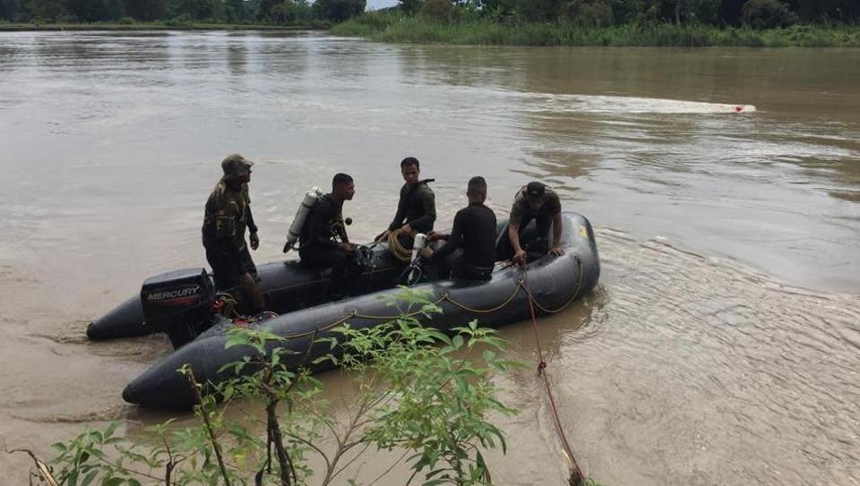 Assam,Assam famiy missing,Assam family drowned in river