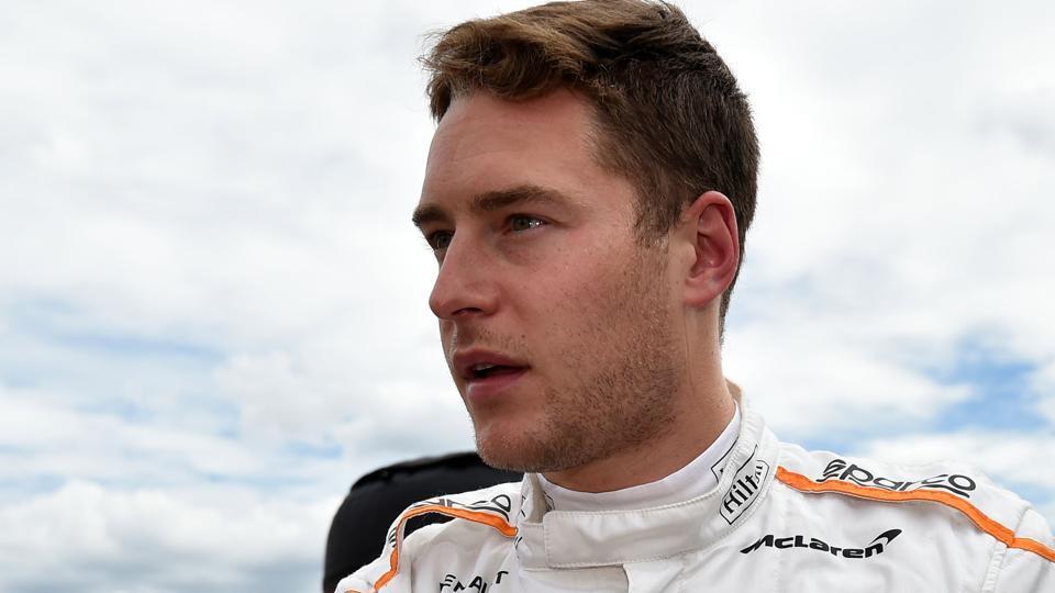 Stoffel Vandoorne,McLaren,F1