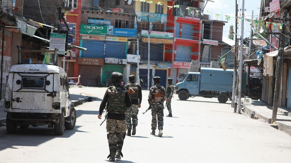 Jammu and Kashmir,Kashmir conflict,Hizbul Mujahideen