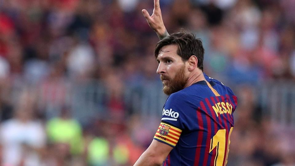 Lionel Messi's goal against Nigeria at the FIFA World Cup 2018 has been nominated for the Puskas award.