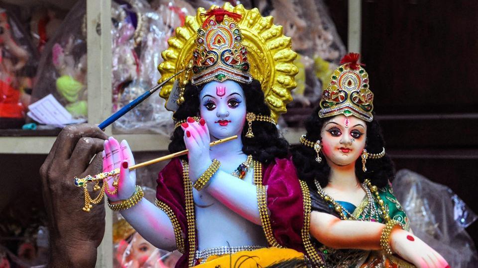 Thane,Krishna Temple,Govardhan Vaishnav Mandir Haveli