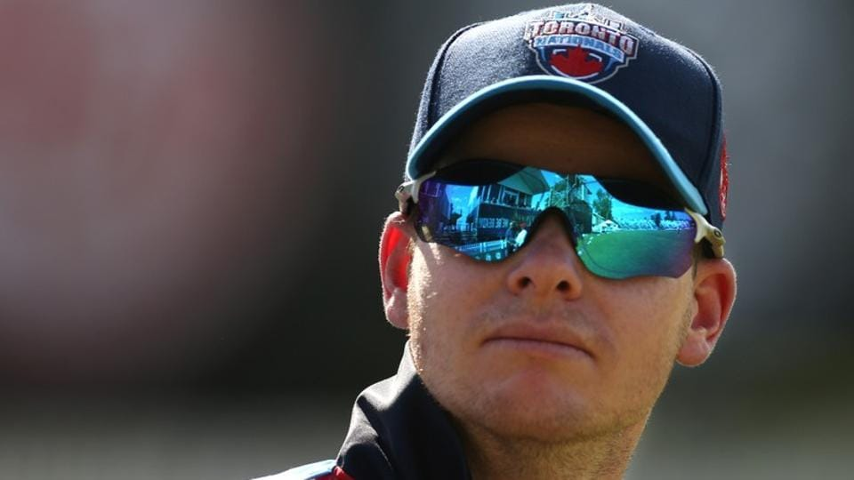f545f9c7125e8 Steve Smith out of CPL with abdominal strain