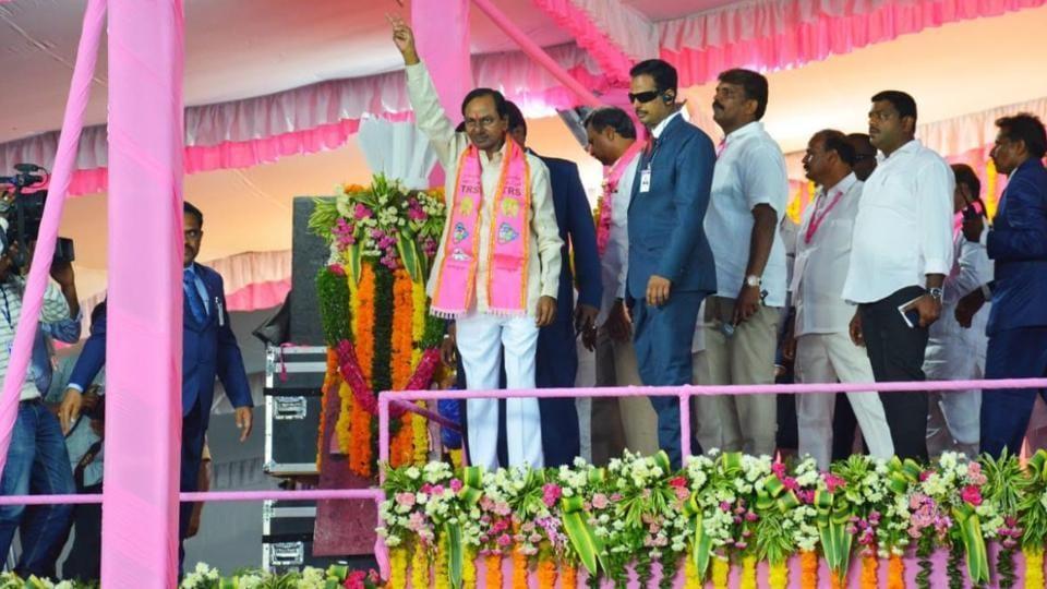 Telangana sentiment,Telangana Rashtra Samithi,K Chandrasekhar Rao